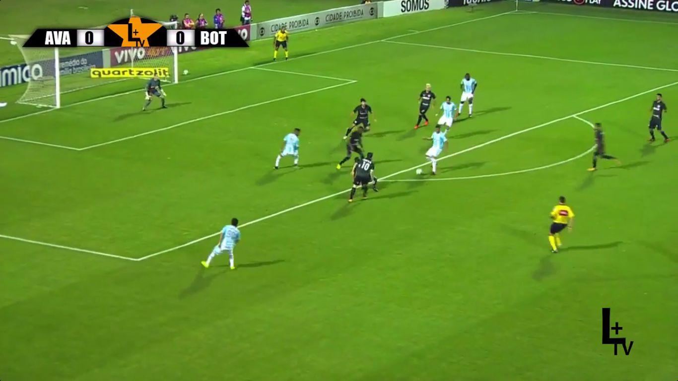19-10-2017 - Avai FC 1-1 Botafogo RJ