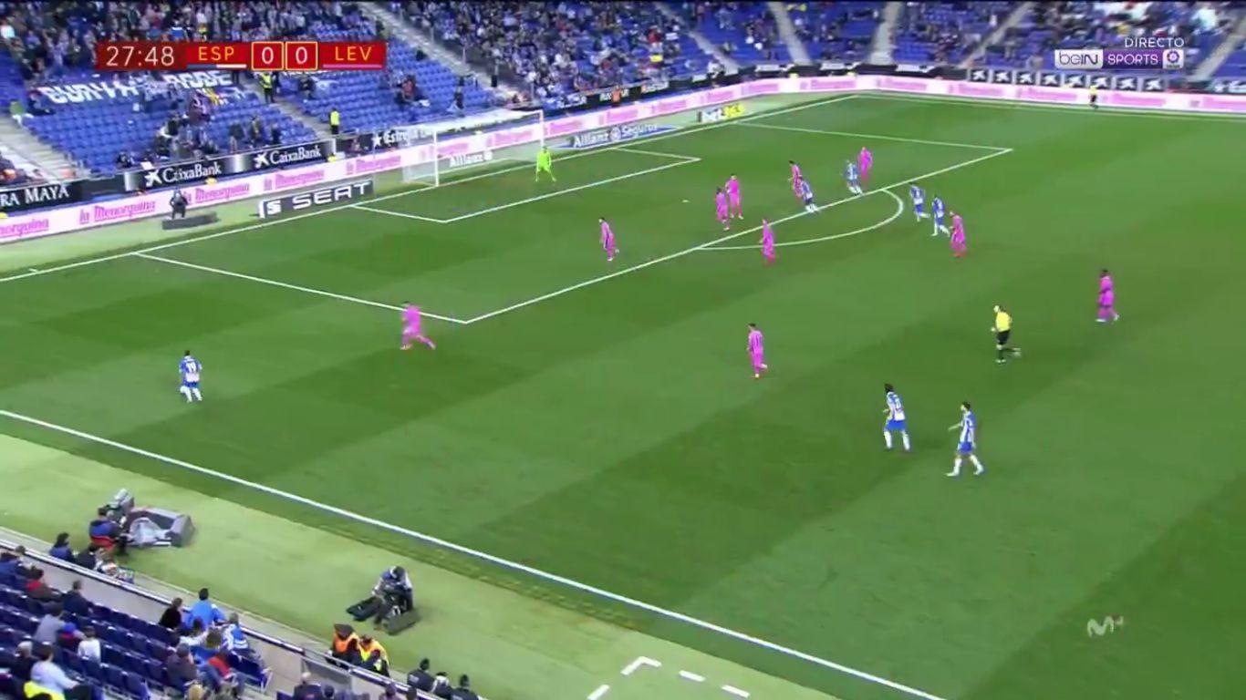 04-01-2018 - Espanyol 1-2 Levante (COPA DEL REY)