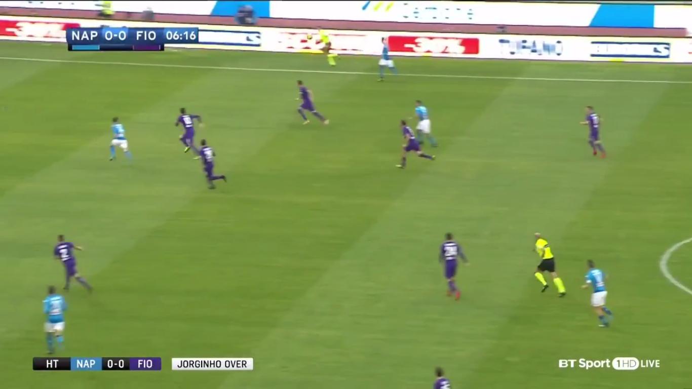 10-12-2017 - SSC Napoli 0-0 Fiorentina