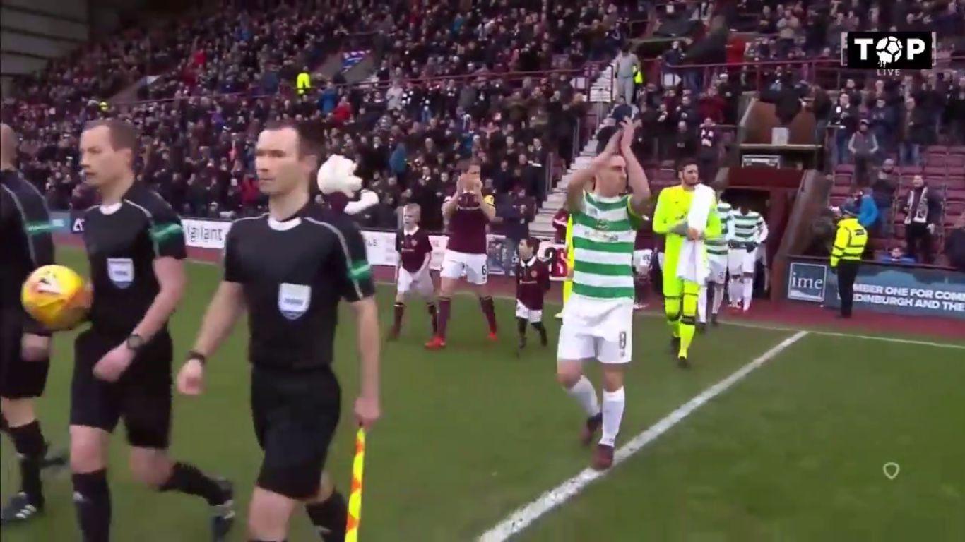 17-12-2017 - Hearts 4-0 Celtic