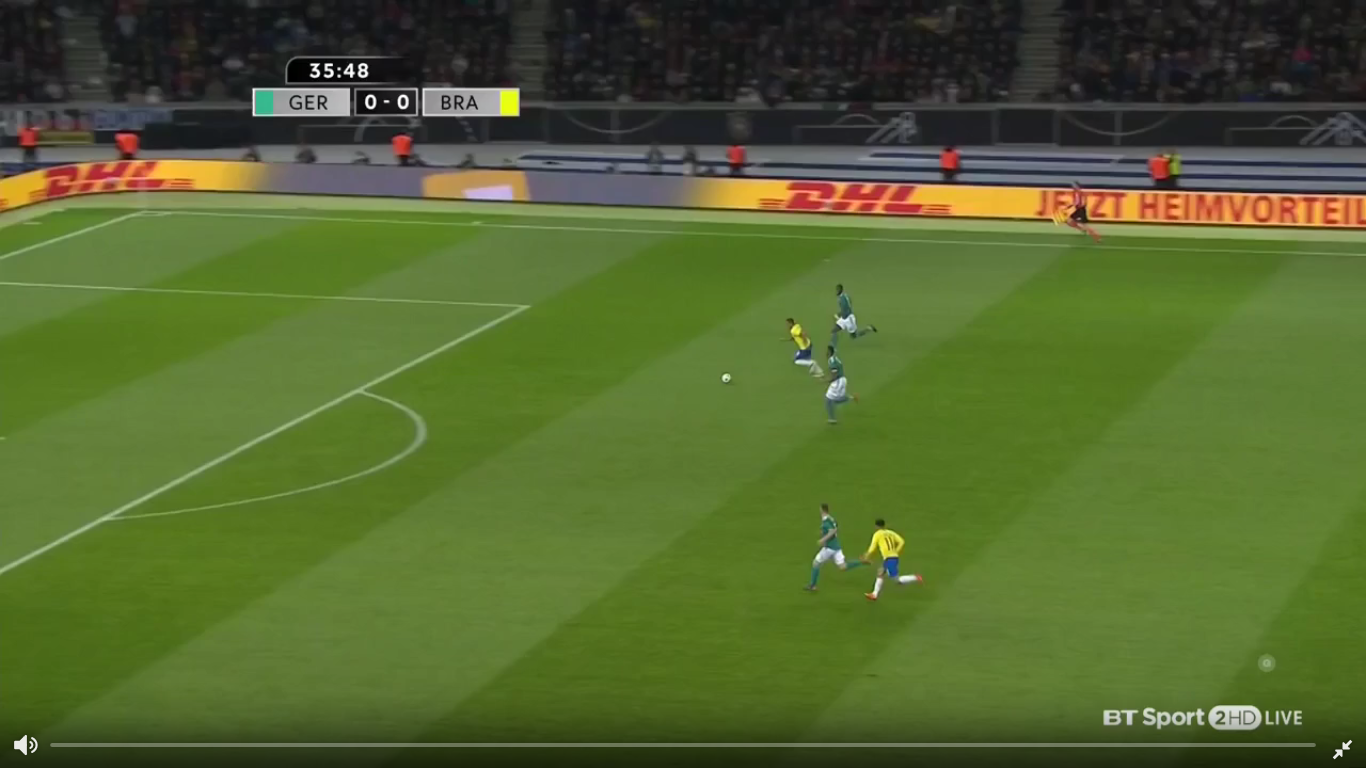 deutschland vs brasilien 2018 live