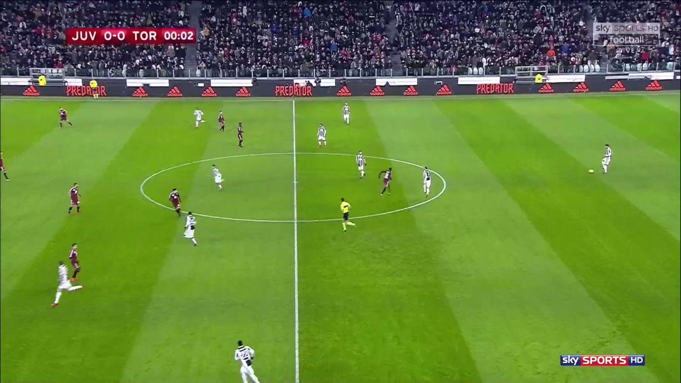 03-01-2018 - Juventus 2-0 Torino (COPPA ITALIA)
