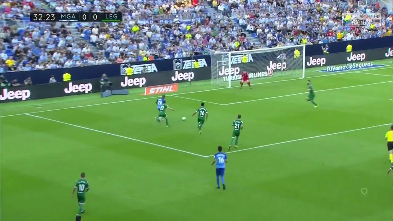 15-10-2017 - Malaga 0-2 Leganes