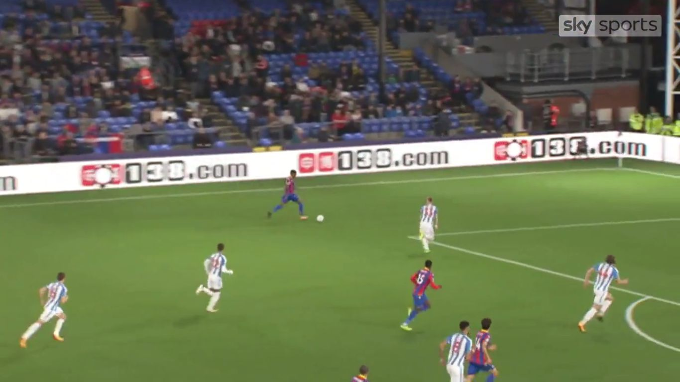 19-09-2017 - Crystal Palace 1-0 Huddersfield Town (EFL CUP)