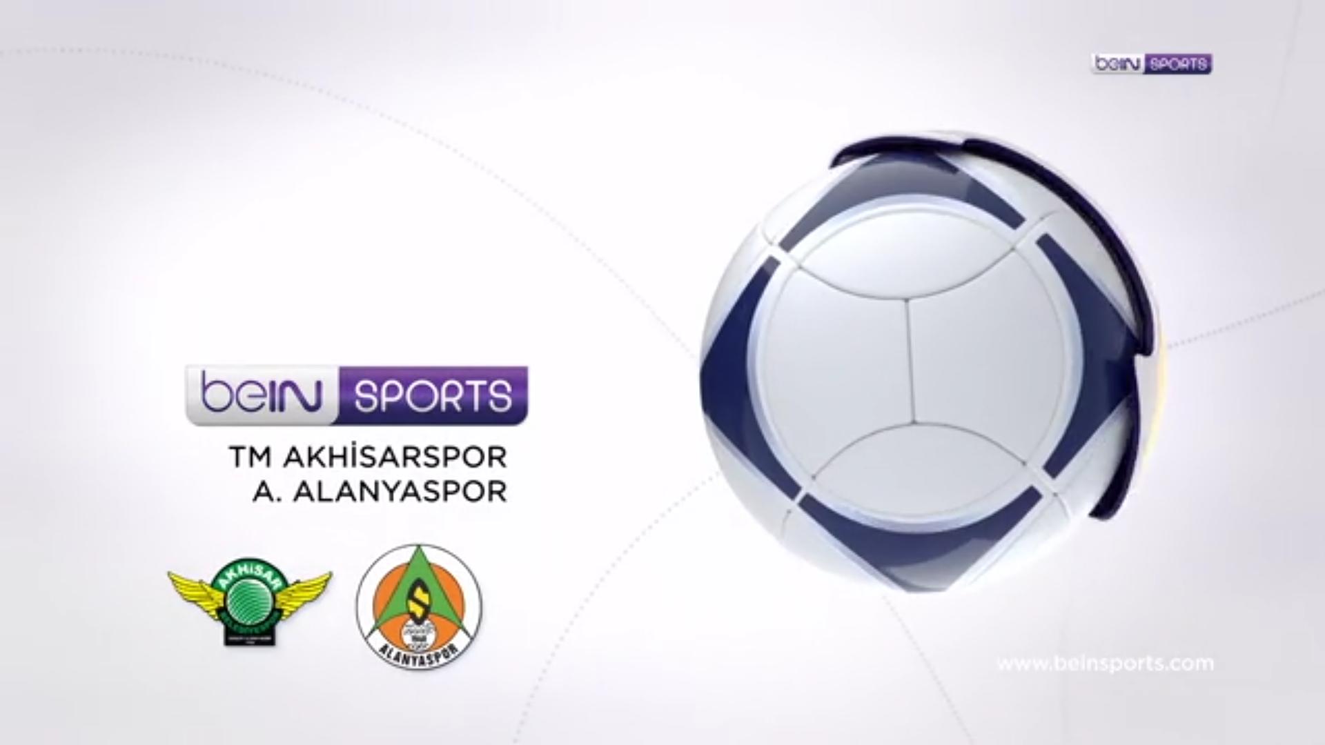 05-11-2017 - Akhisar Belediye Genclik Ve Spor 0-4 Alanyaspor