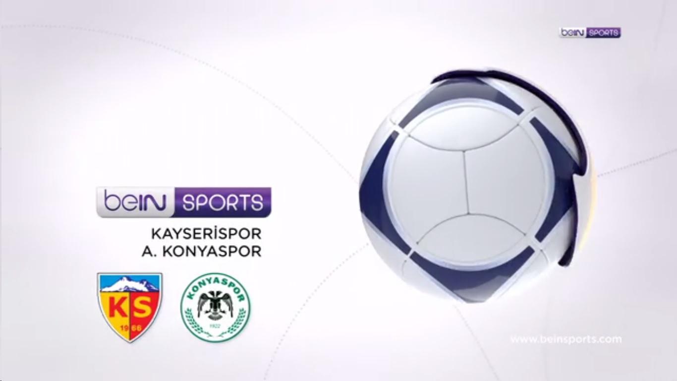 22-10-2017 - Kayserispor 2-1 Konyaspor