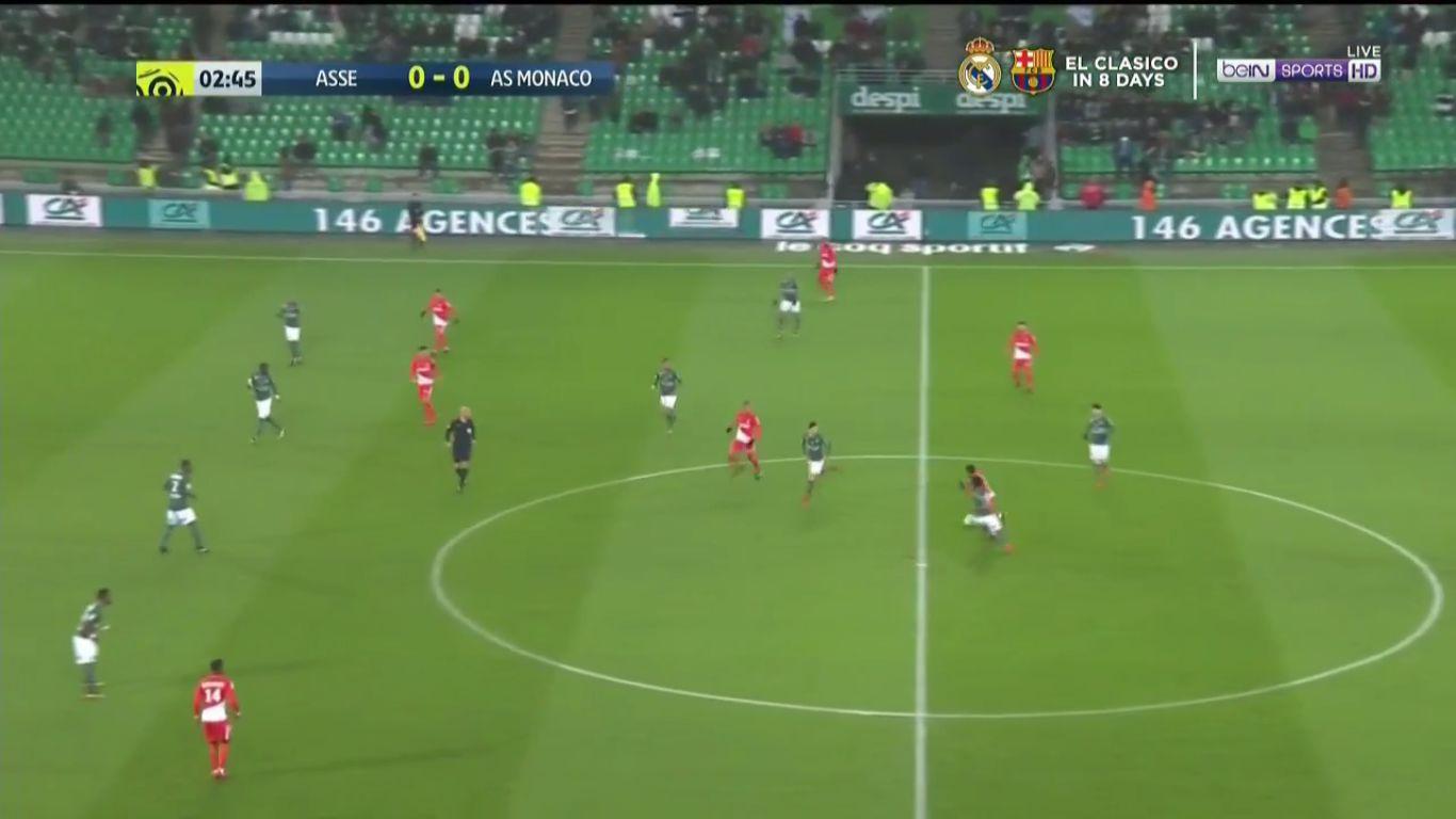 15-12-2017 - Saint-Etienne 0-4 Monaco