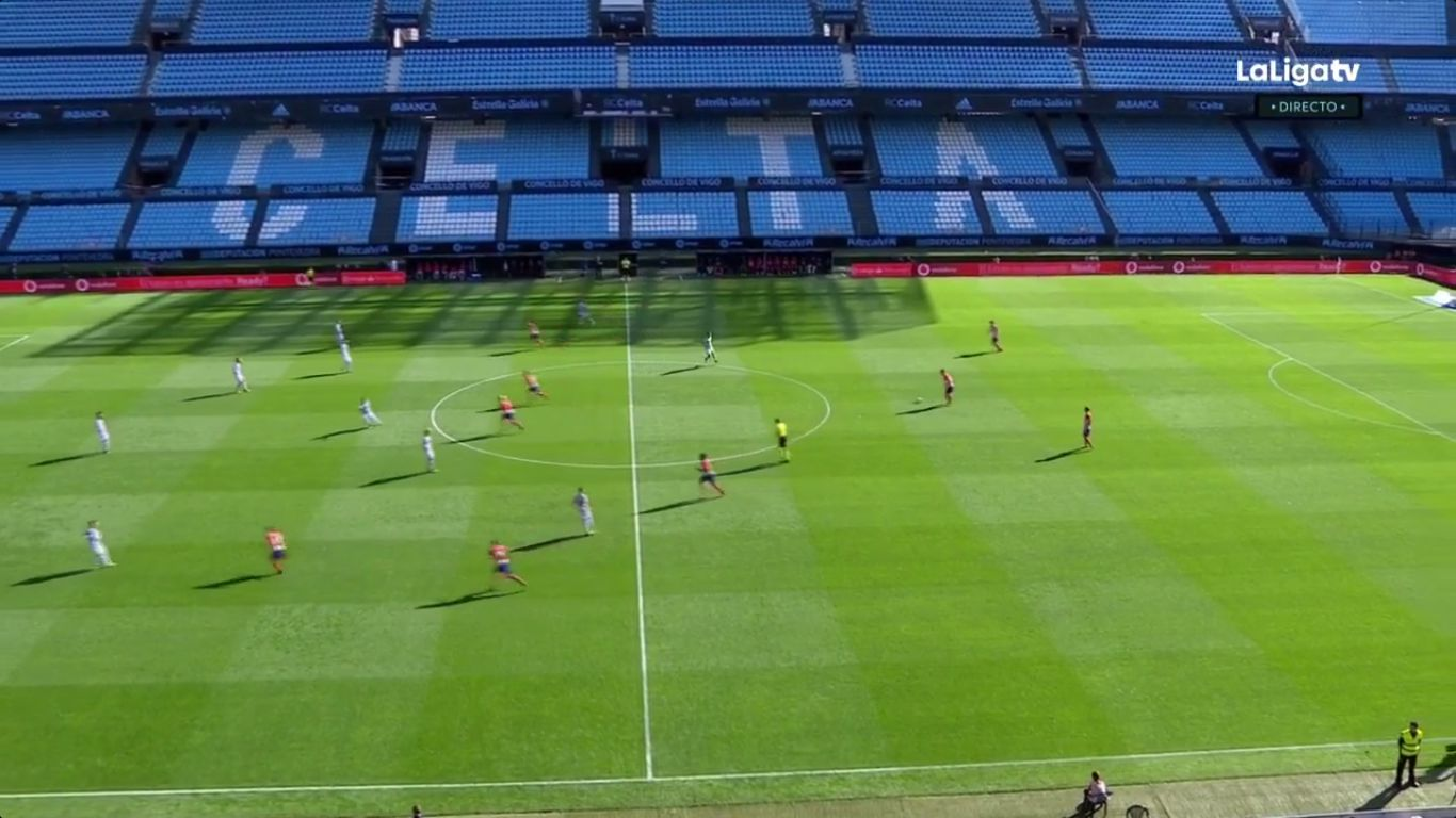 22-10-2017 - Celta Vigo 0-1 Atletico Madrid