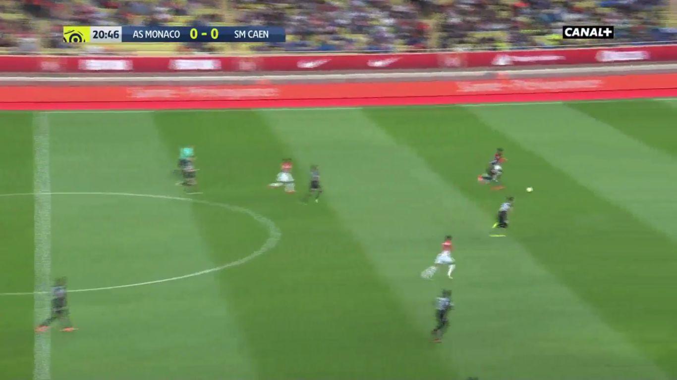 21-10-2017 - Monaco 2-0 Caen