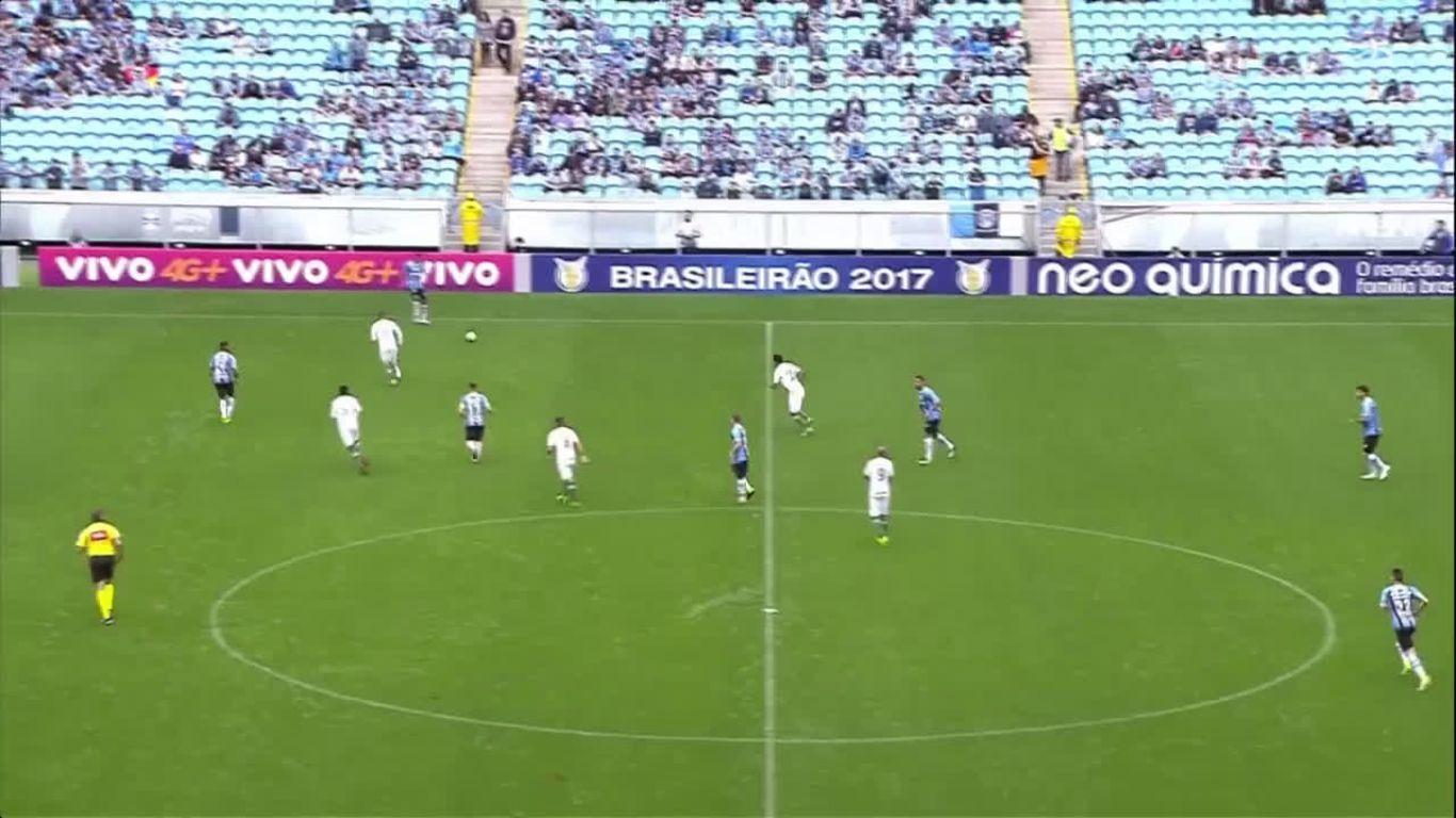 18-09-2017 - Gremio 0-1 Chapecoense AF
