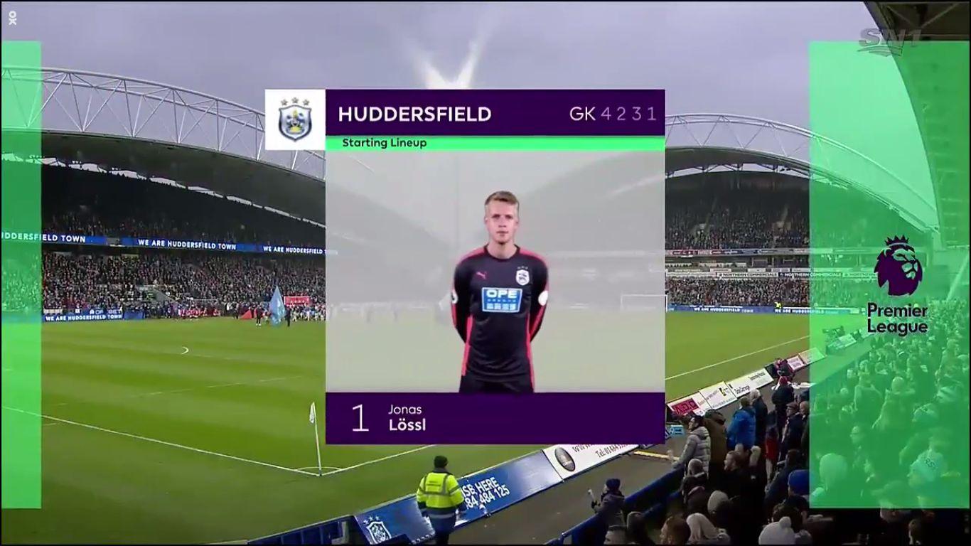 13-01-2018 - Huddersfield Town 1-4 West Ham United