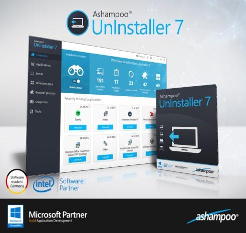 Ashampoo UnInstaller 7 مجانا مدى الحياة skWVeab.jpg