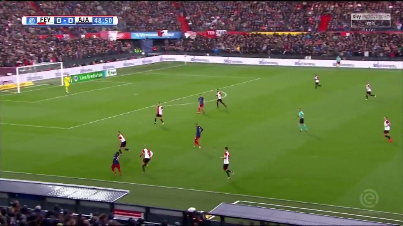 22-10-2017 - Feyenoord 1-4 Ajax