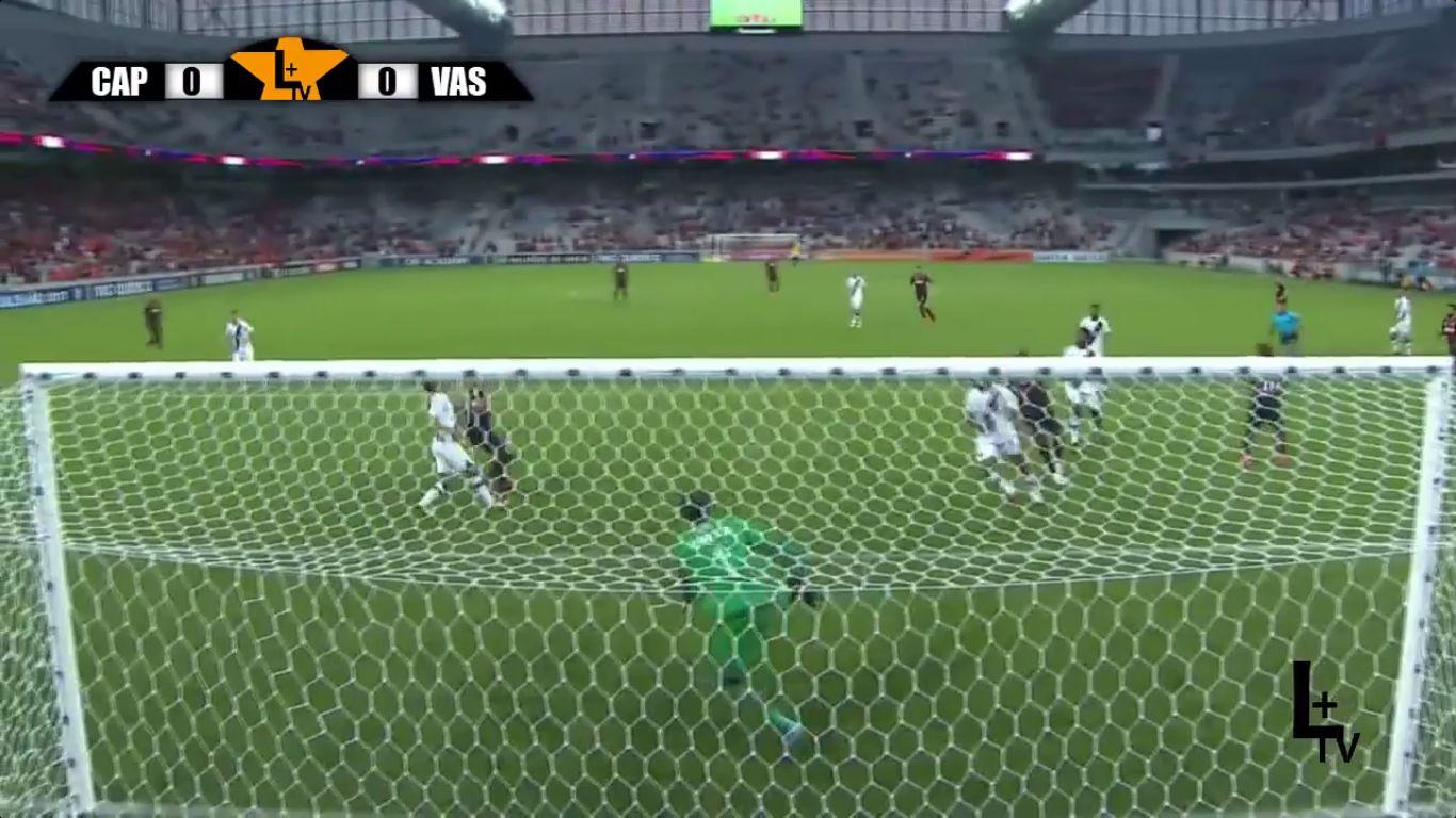 20-11-2017 - Atletico PR 3-1 Vasco da Gama