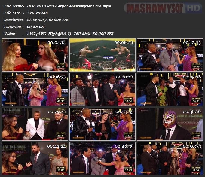 مهرجان الأحلام WRESTLEMANIA 35 2019 PPV مشاهدة وتحميل (720p - 480p - فقرة ال Kick Off - حفل قاعة الم T2DFeab