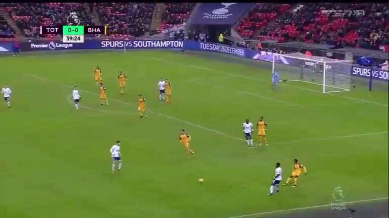 13-12-2017 - Tottenham Hotspur 2-0 Brighton & Hove Albion