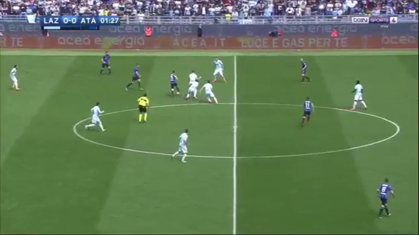 06-05-2018 - Lazio 1-1 Atalanta