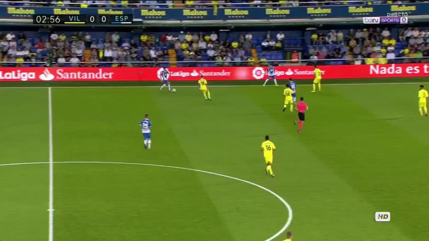 21-09-2017 - Villarreal 0-0 Espanyol