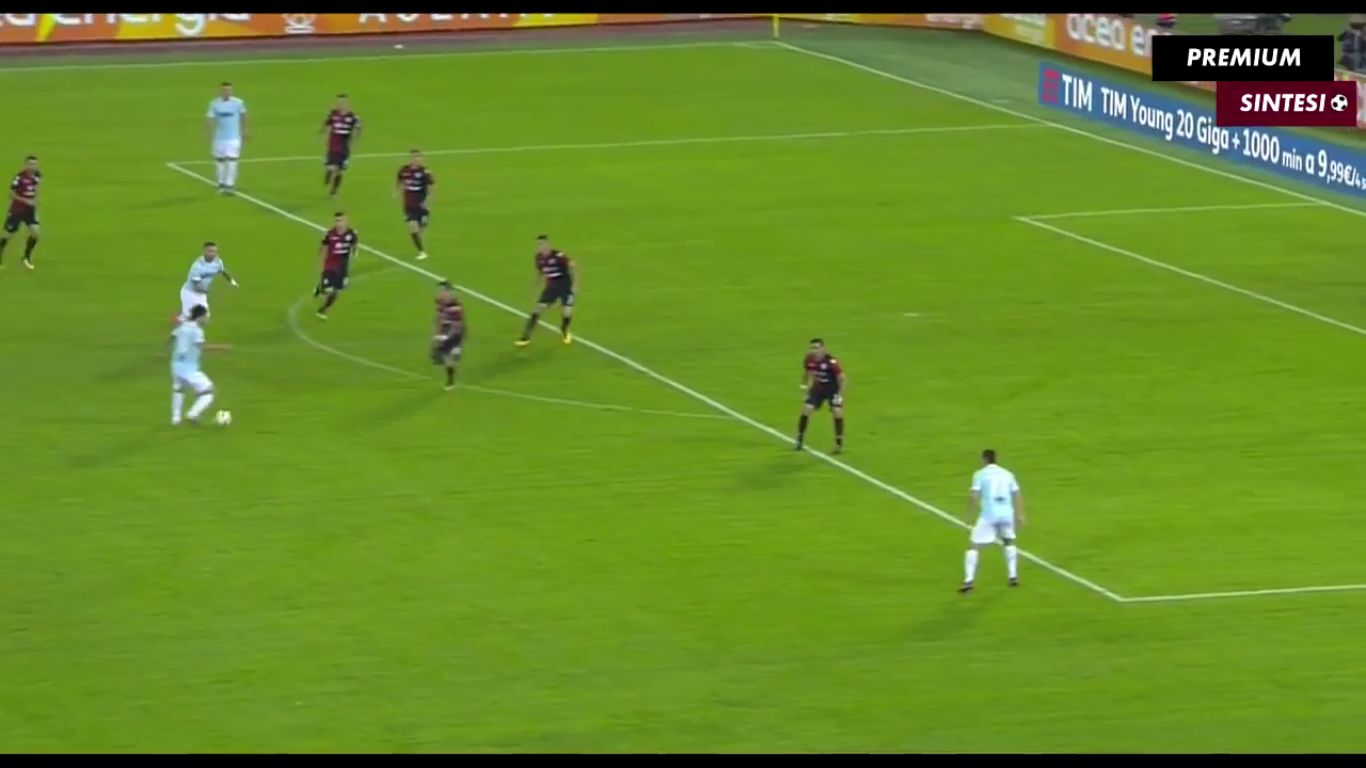 22-10-2017 - Lazio 3-0 Cagliari