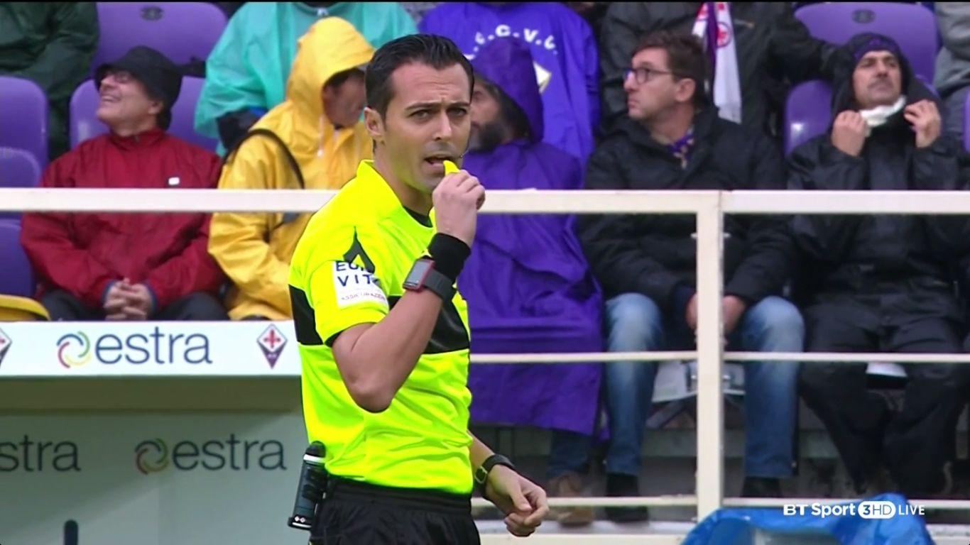 05-11-2017 - Fiorentina 2-4 Roma