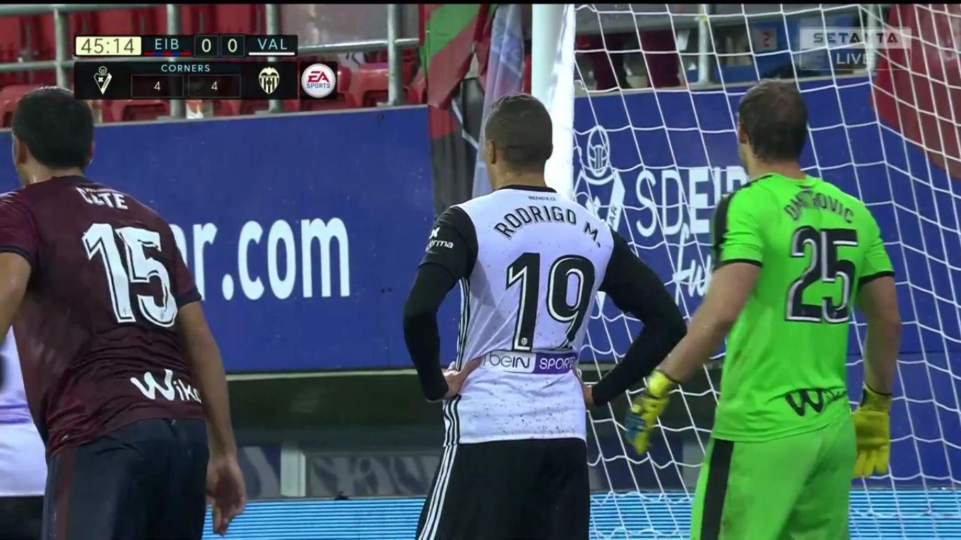 16-12-2017 - Eibar 2-1 Valencia