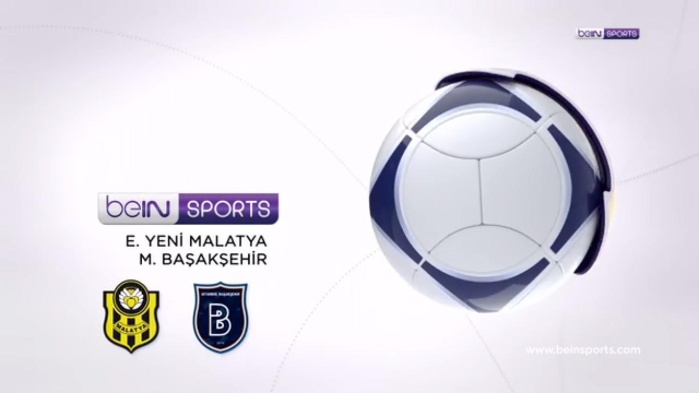 05-11-2017 - Yeni Malatyaspor 0-2 Istanbul Basaksehir