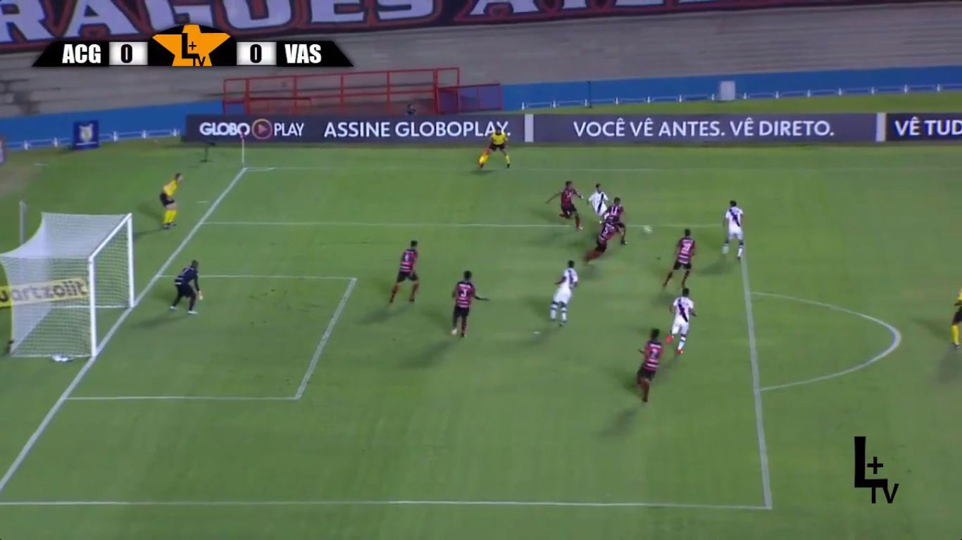 19-10-2017 - Atletico GO 0-1 Vasco da Gama