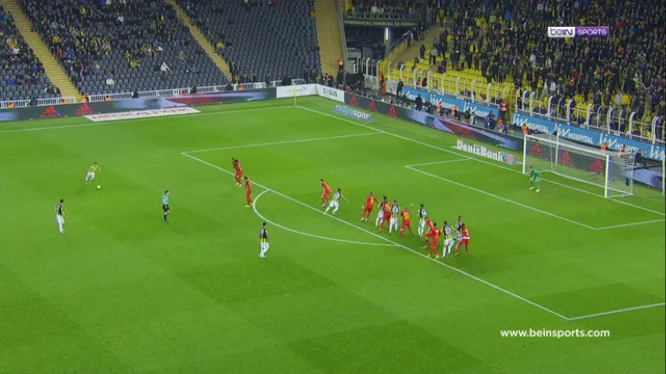 30-10-2017 - Fenerbahce 3-3 Kayserispor