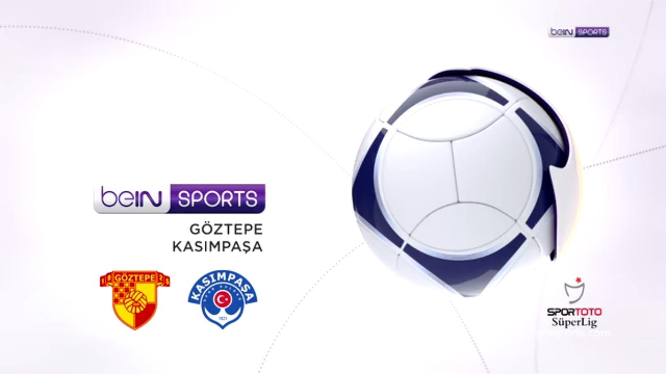 01-04-2018 - Goztepe 0-2 Kasimpasa