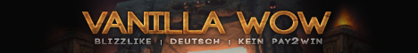 1526 Vanilla-WoW | Patch 1.12.1 | Blizzlike | Deutsch