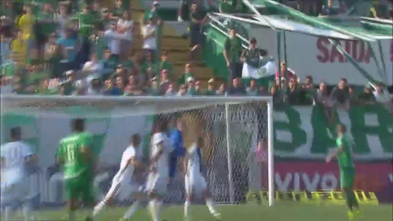 25-09-2017 - Chapecoense AF 1-0 Ponte Preta