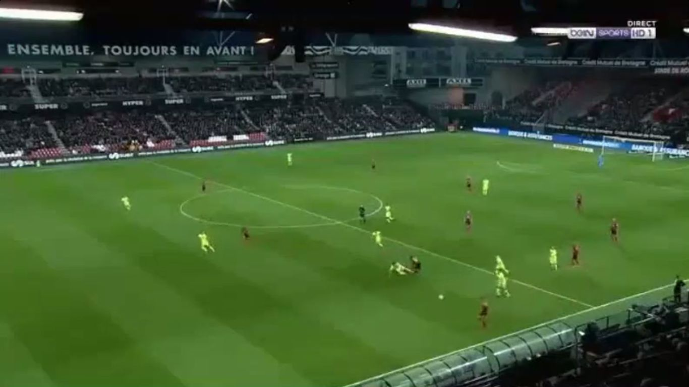 18-11-2017 - Guingamp 1-1 Angers