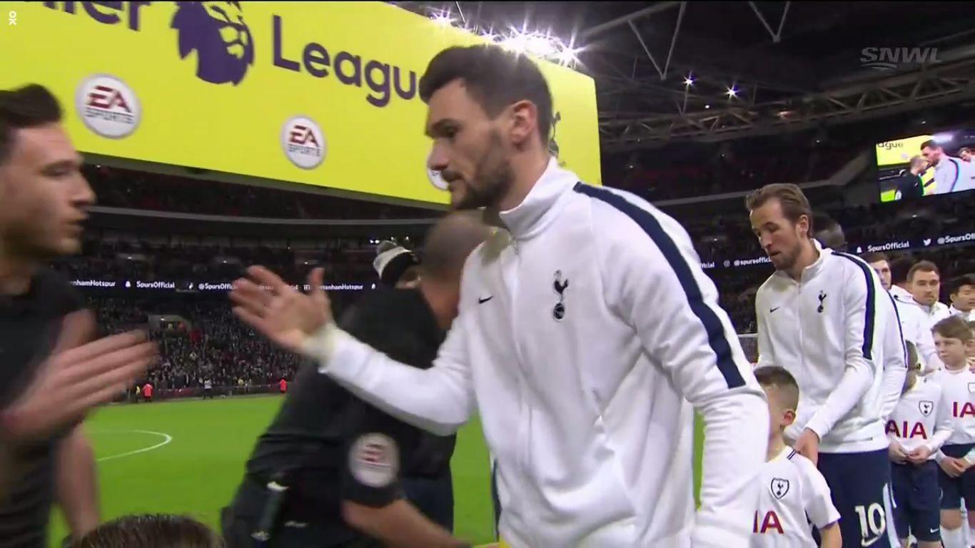 04-01-2018 - Tottenham Hotspur 1-1 West Ham United