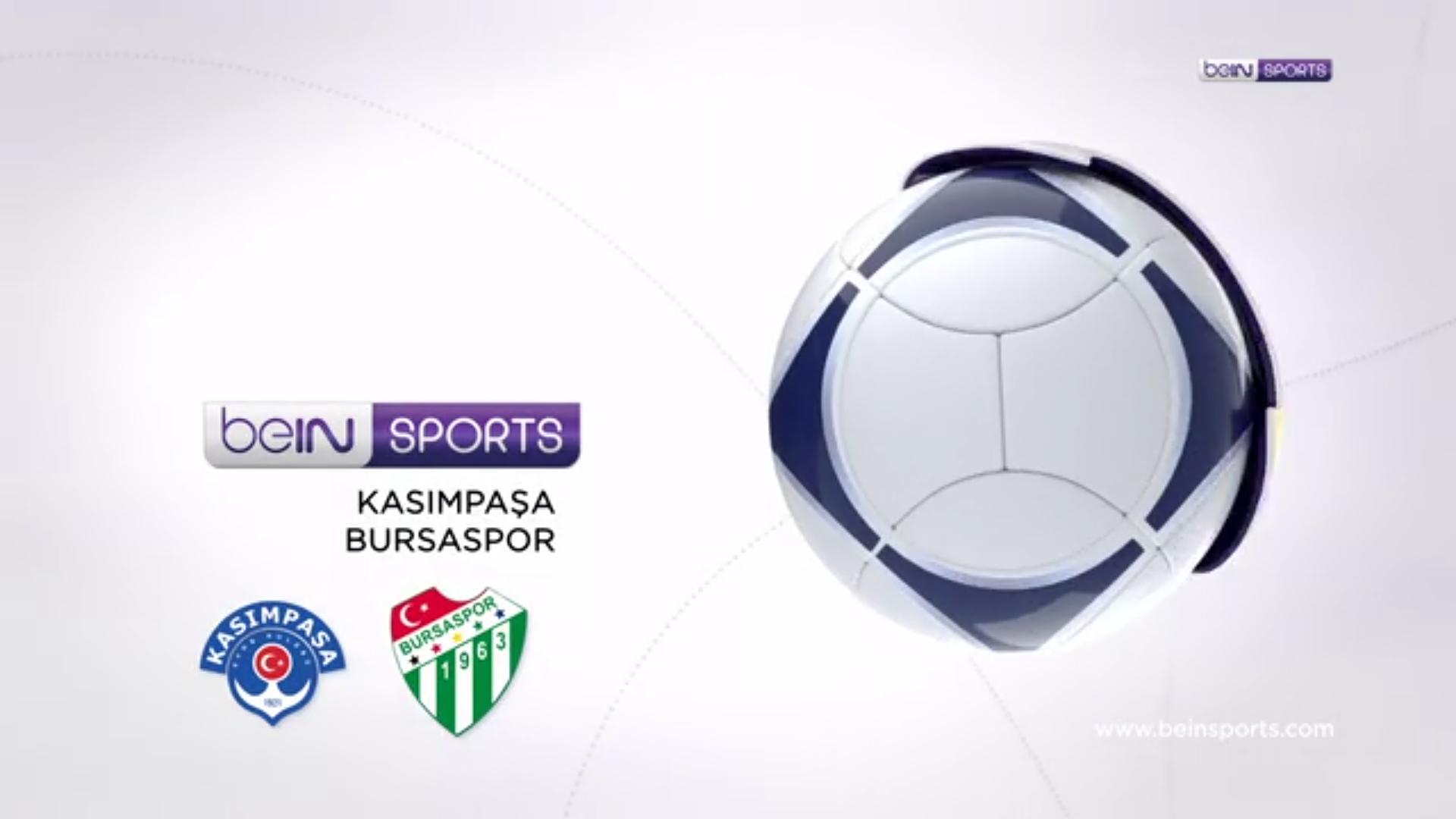 04-11-2017 - Kasimpasa 2-2 Bursaspor
