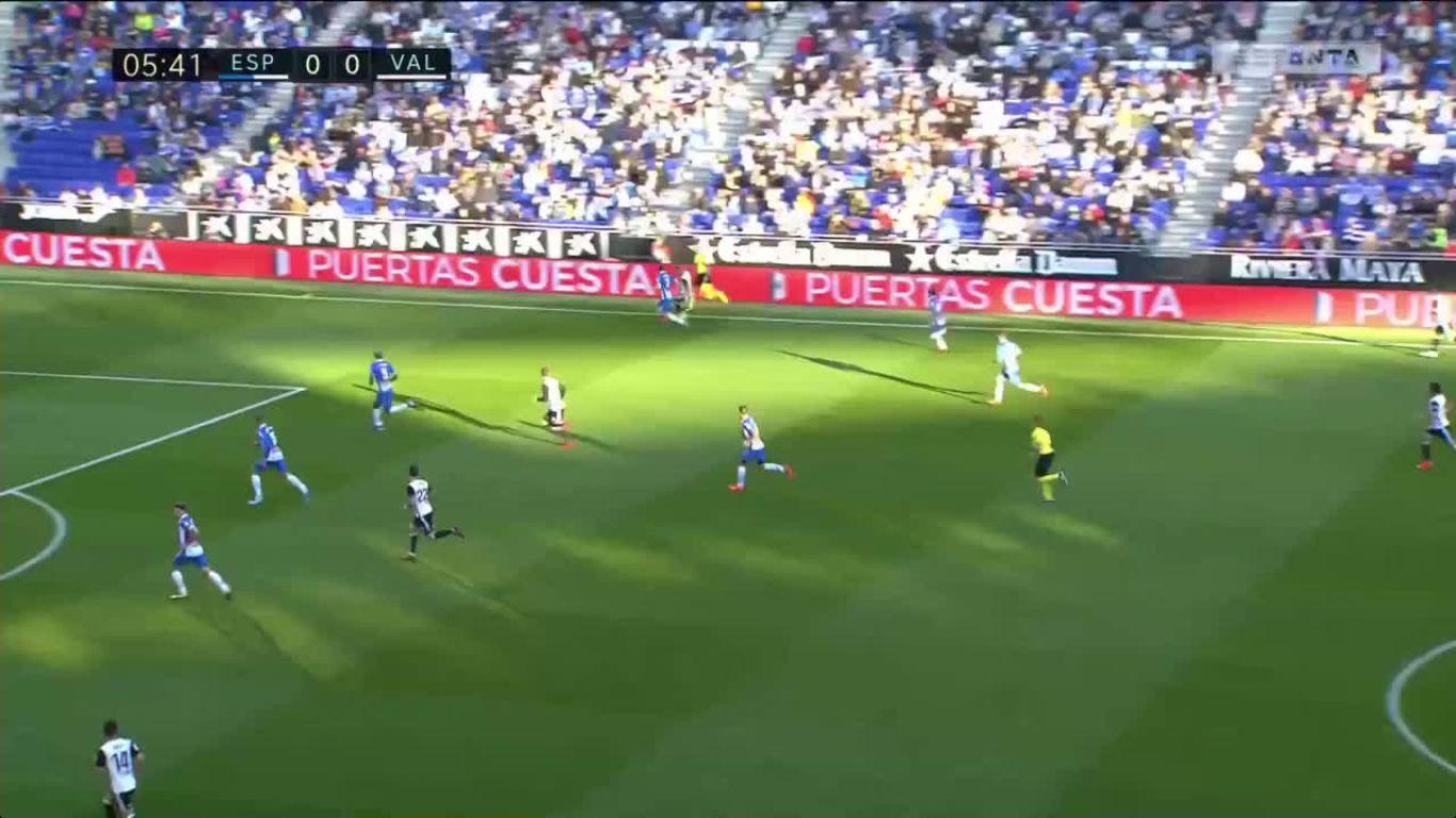 19-11-2017 - Espanyol 0-2 Valencia