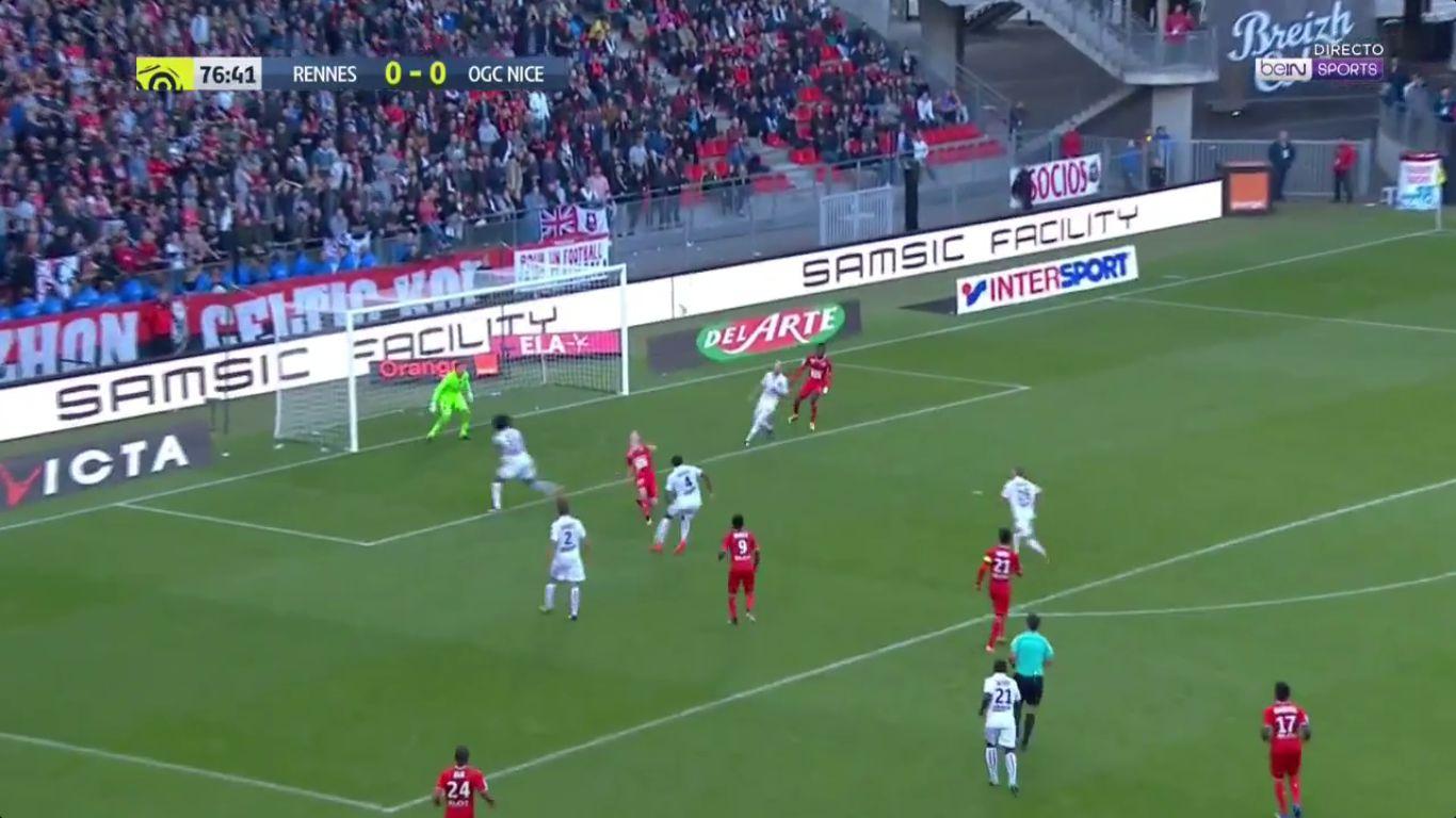 17-09-2017 - Rennes 0-1 Nice