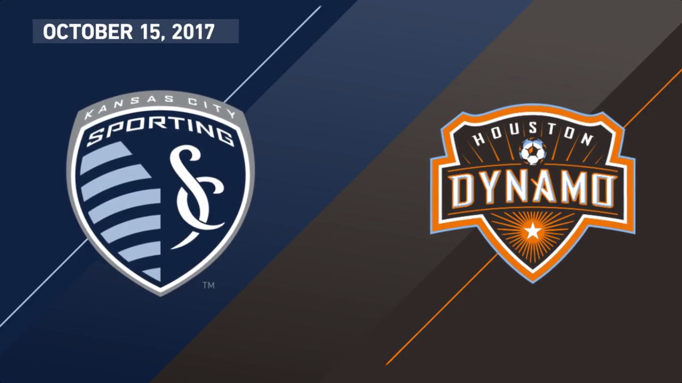 16-10-2017 - Sporting Kansas City 0-0 Houston Dynamo