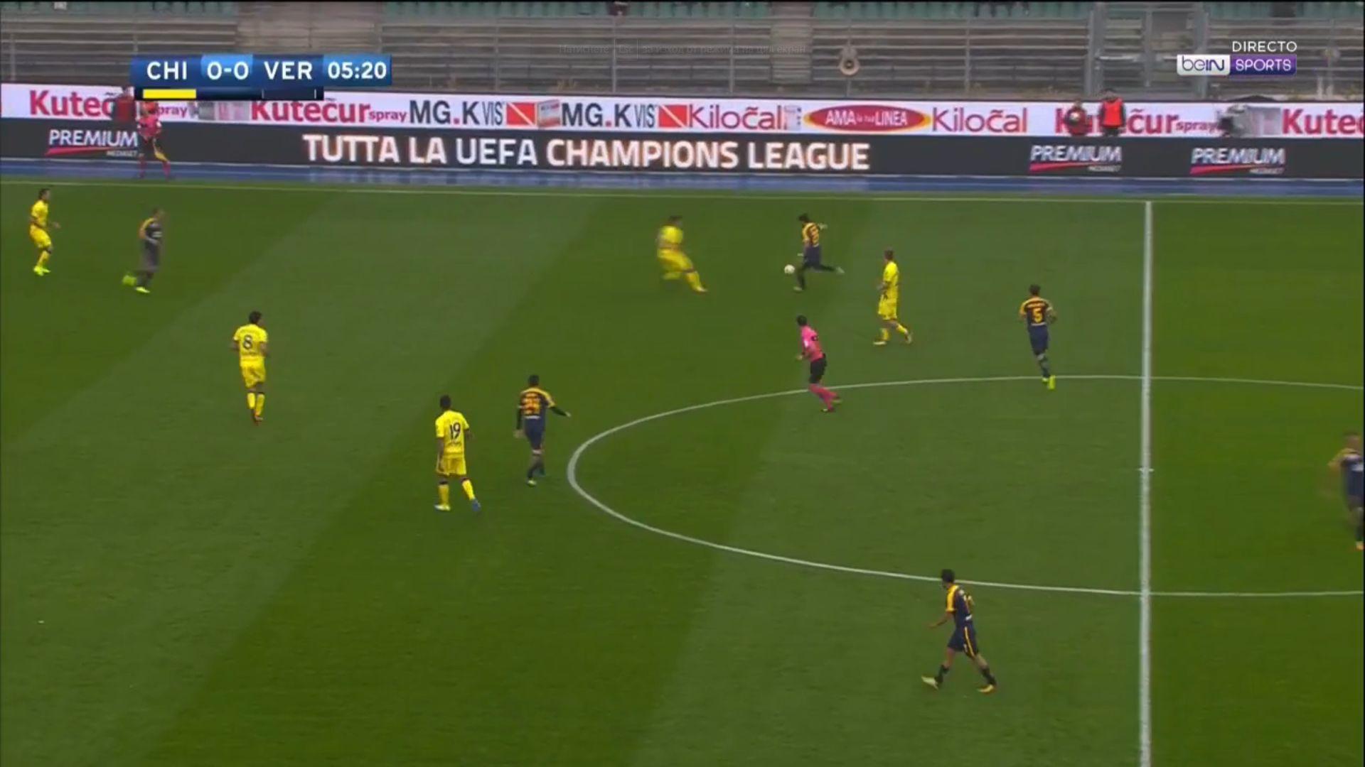 22-10-2017 - ChievoVerona 3-2 Hellas Verona