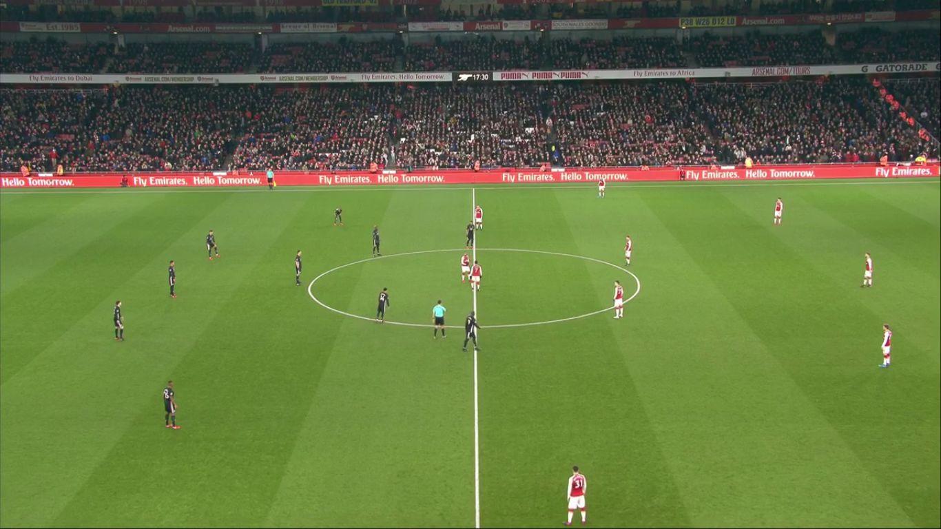 02-12-2017 - Arsenal 1-3 Manchester United