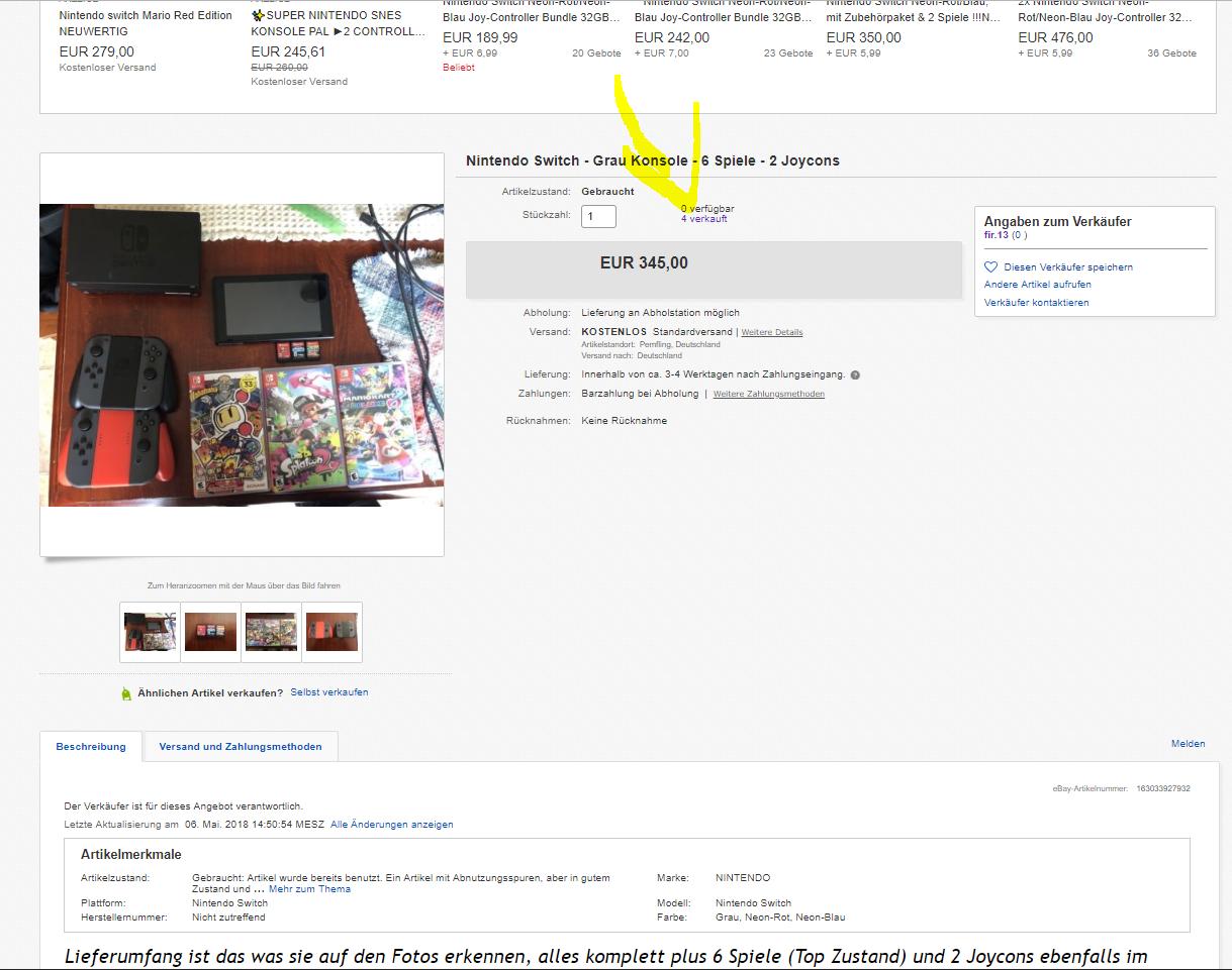 ebay lieferung abholstation