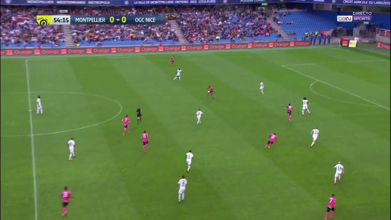 15-10-2017 - Montpellier 2-0 Nice