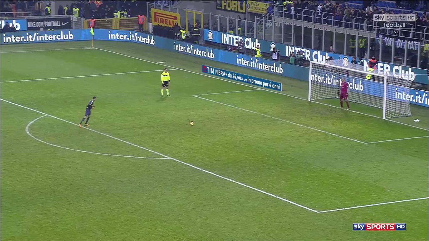 12-12-2017 - Inter 0-0 (5-4 PEN.) Pordenone Calcio (COPPA ITALIA)