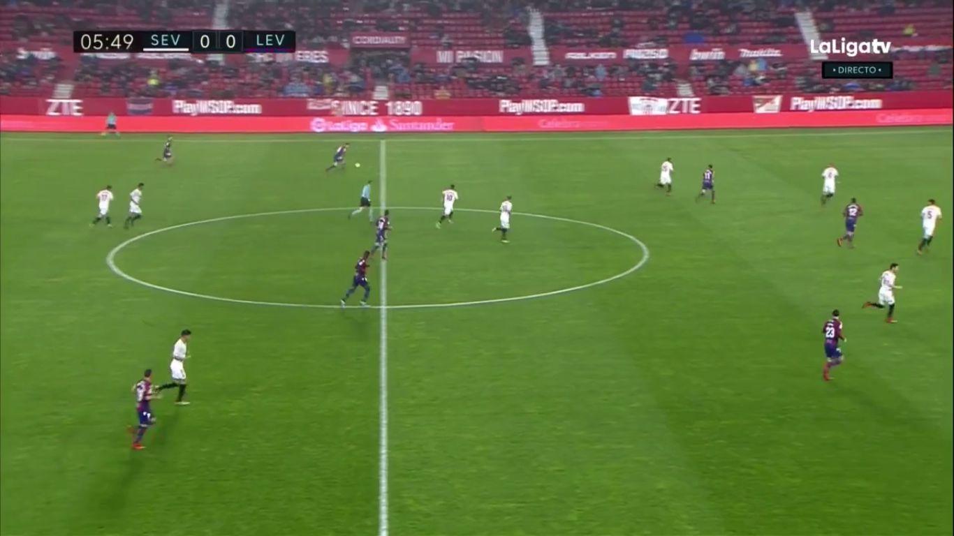 15-12-2017 - Sevilla 0-0 Levante
