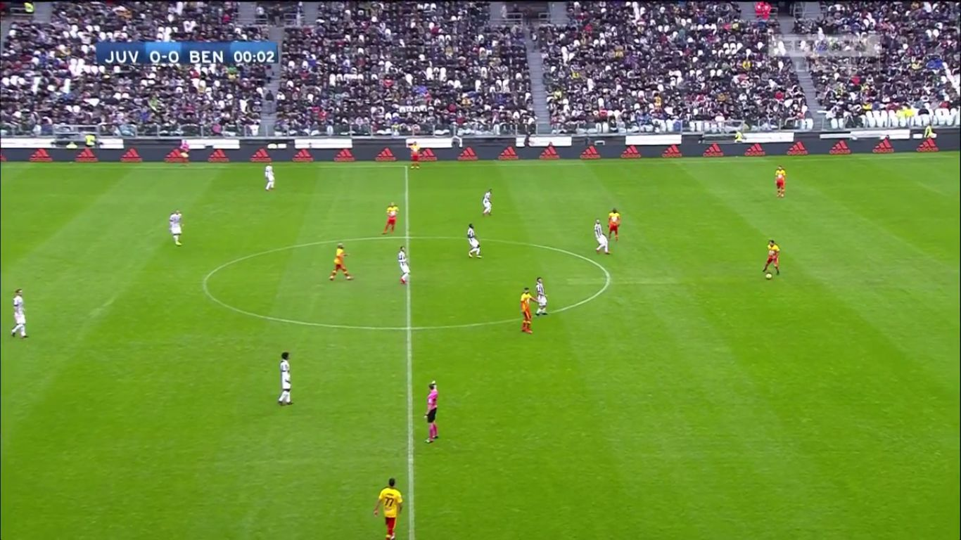 05-11-2017 - Juventus 2-1 Benevento