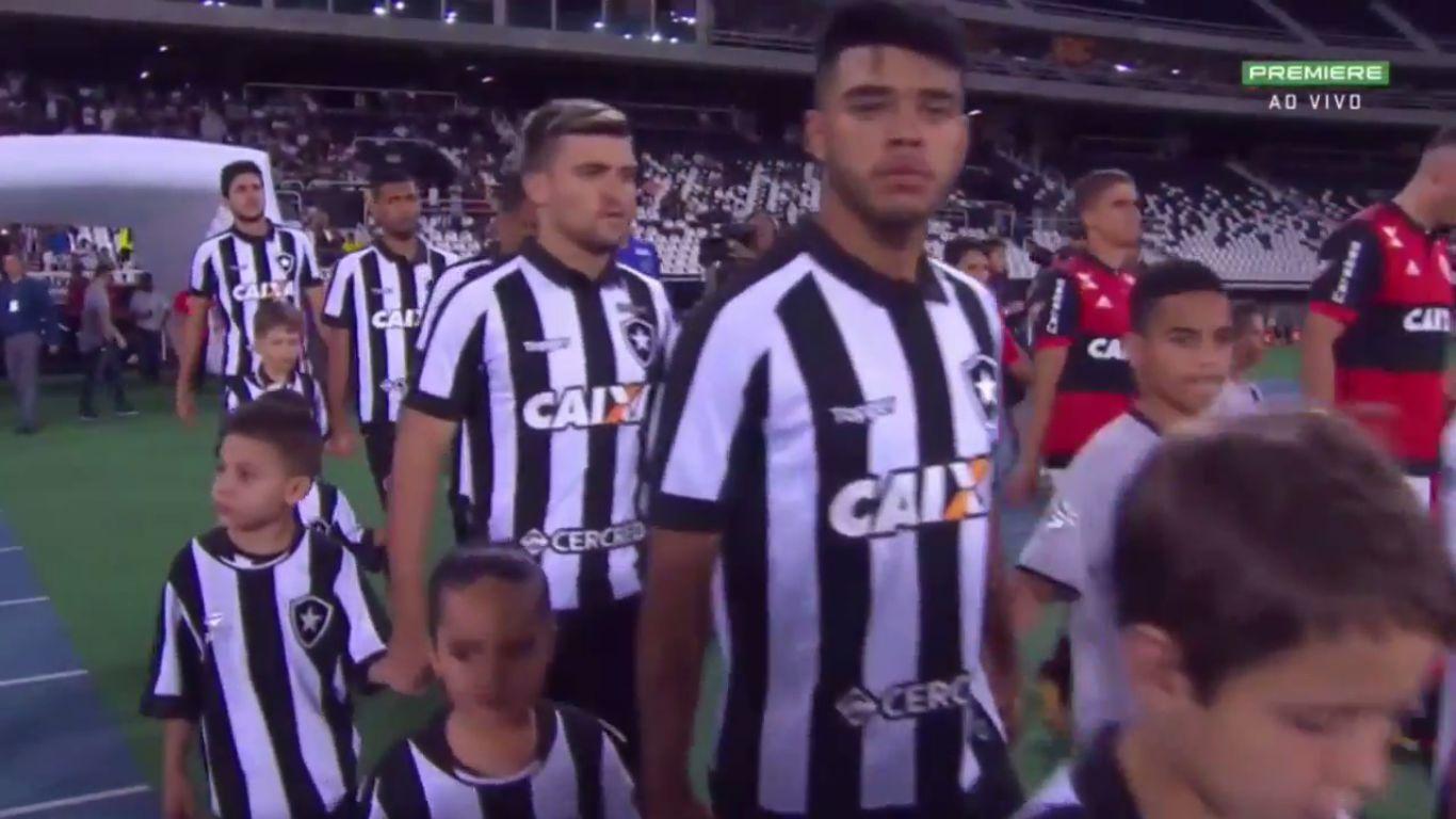 11-09-2017 - Botafogo RJ 2-0 Flamengo