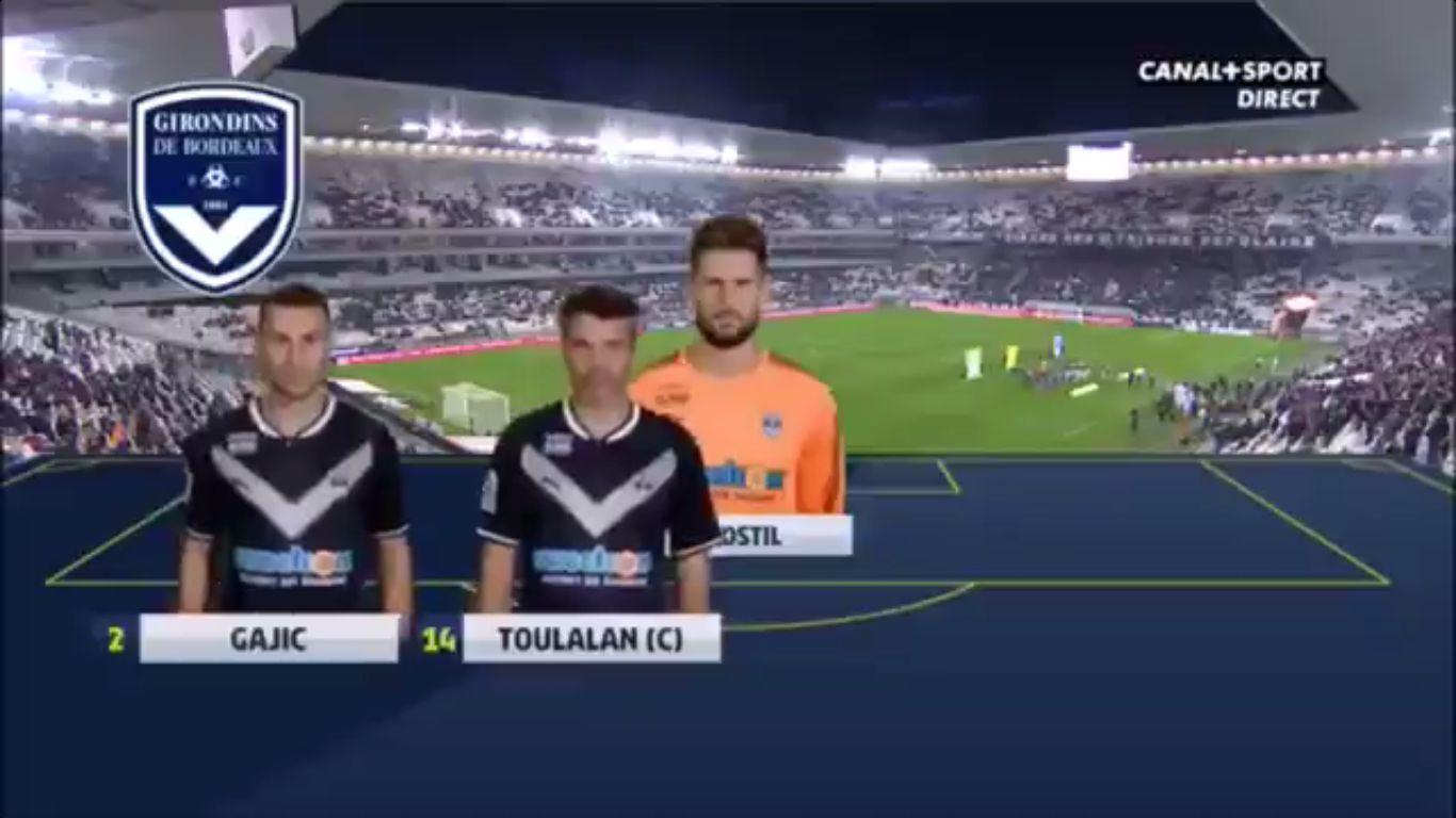 06-05-2018 - Saint-Etienne 1-3 Bordeaux