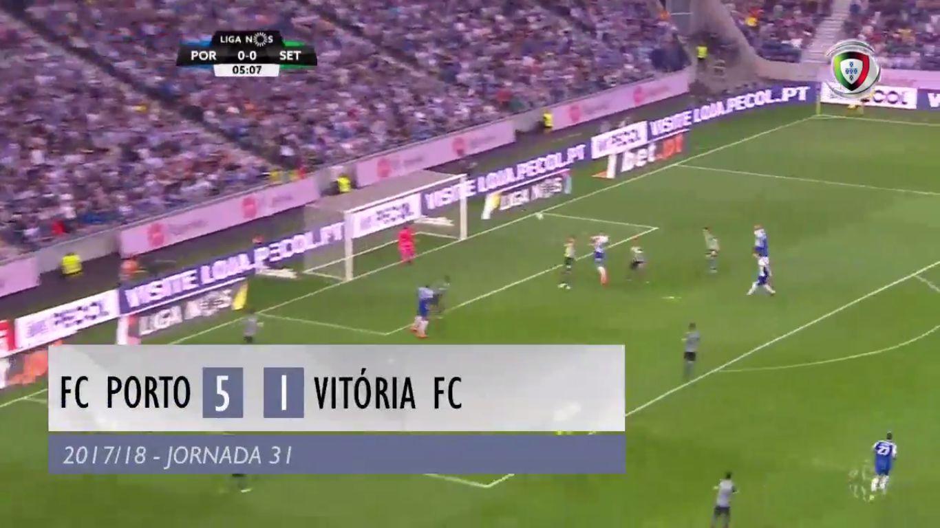 23-04-2018 - FC Porto 5-1 Vitoria de Setubal