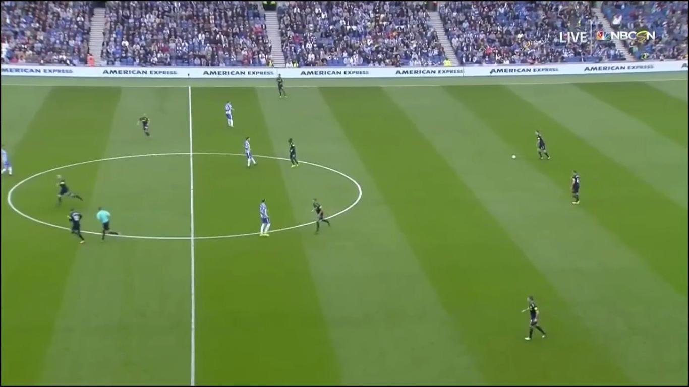 15-10-2017 - Brighton & Hove Albion 1-1 Everton