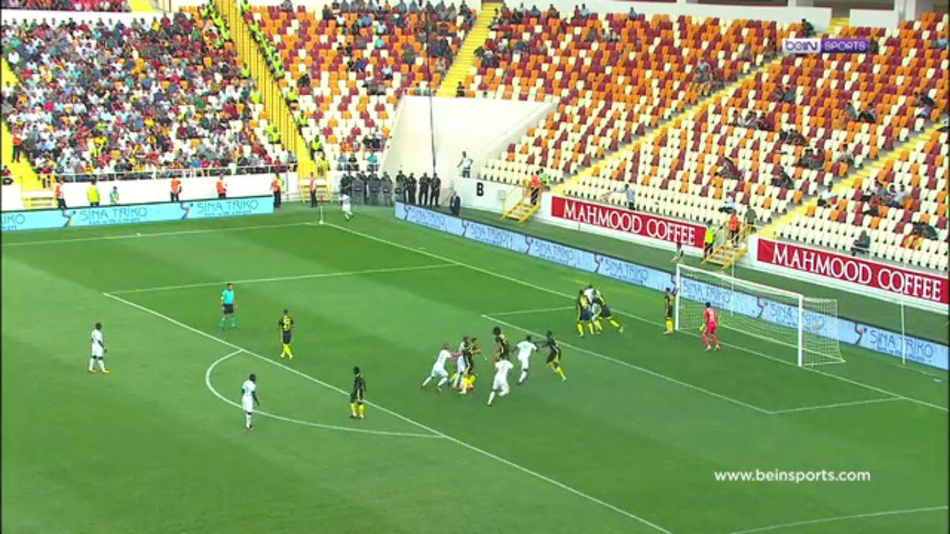 16-09-2017 - Yeni Malatyaspor 2-4 Bursaspor