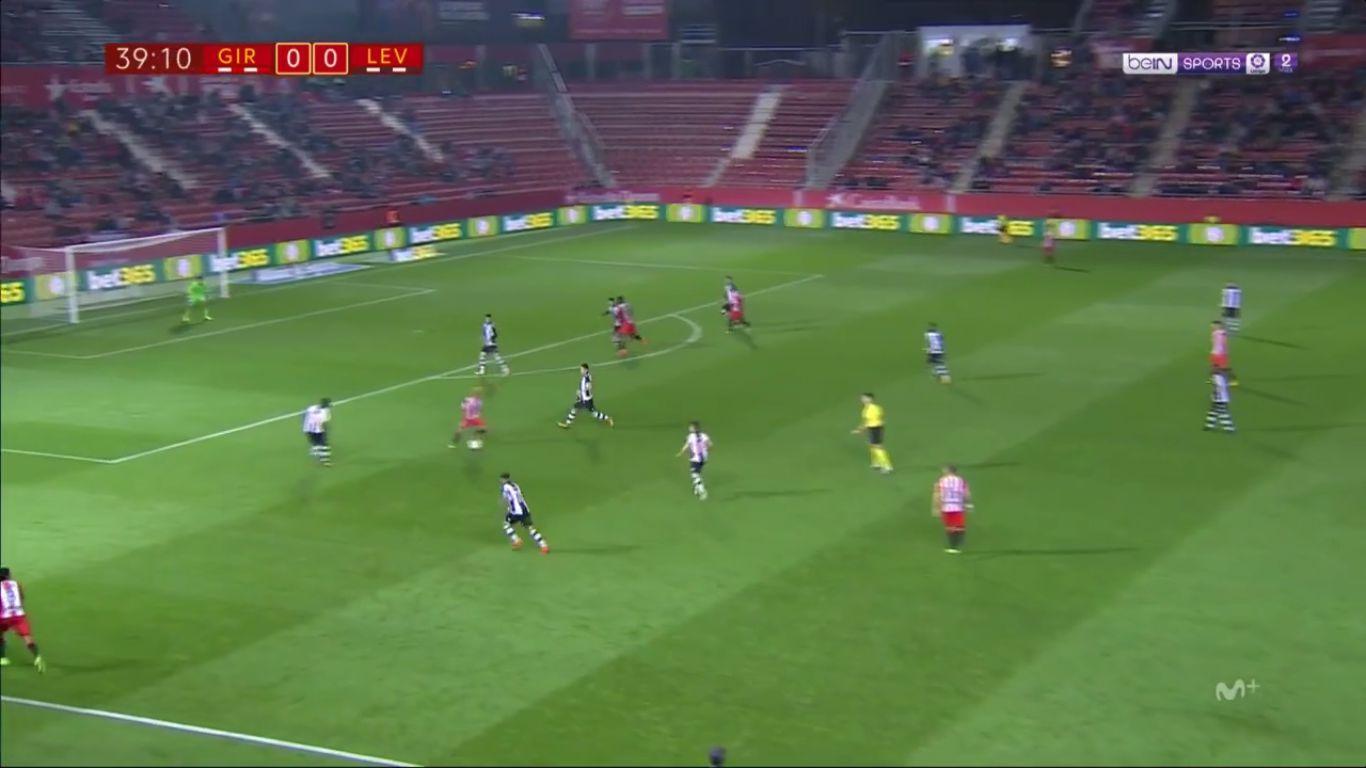 26-10-2017 - Girona 0-2 Levante (COPA DEL REY)